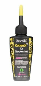 Muc Off Dry Lube German 120ml  Pink