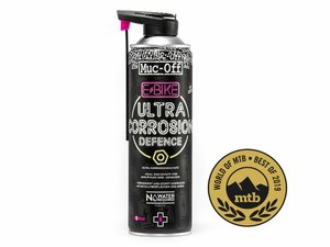 Muc Off E-Bike Ultra Corrosion Defence 485Ml German Vers. Pink 485