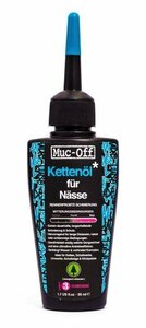 Muc Off Wet Lube German 120Ml Only Pink