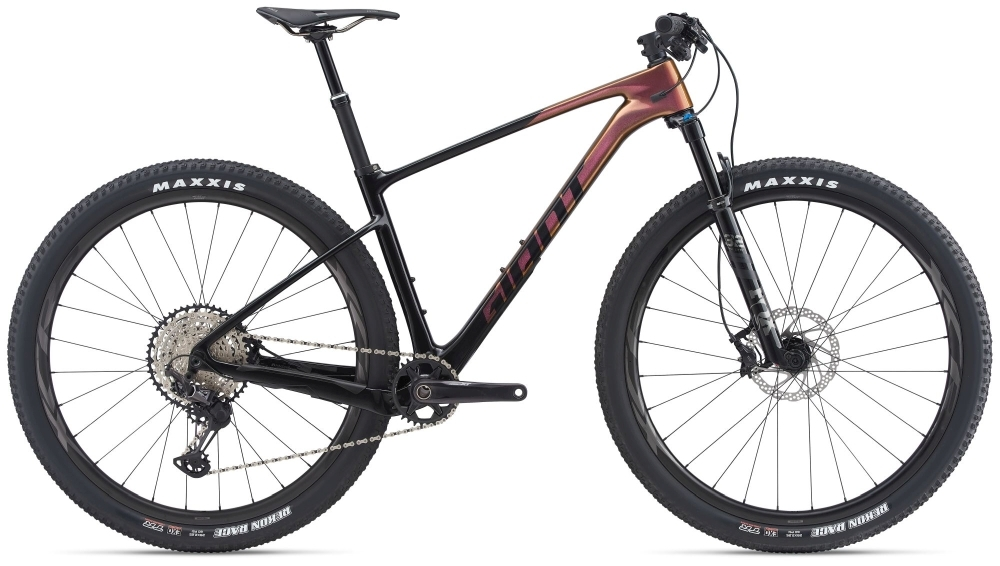 GIANT XtC Advanced 1.5 M chameleon mars / metallic black